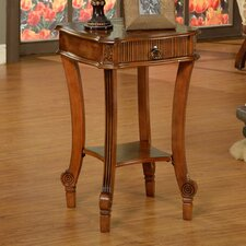 Designer End Table by All Things Cedar