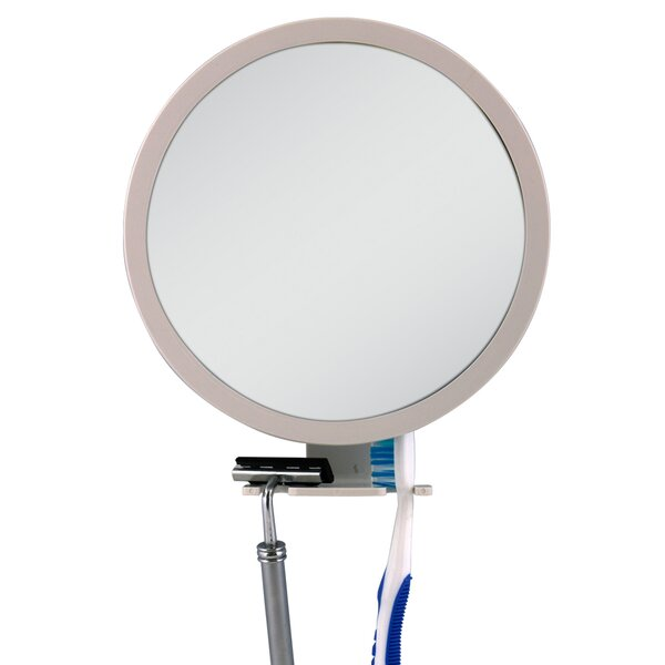 Fogless Adjustable Magnification Mirror by Zadro