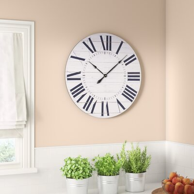 Cottage Amp Country Large Wall Clocks You Ll Love In 2019