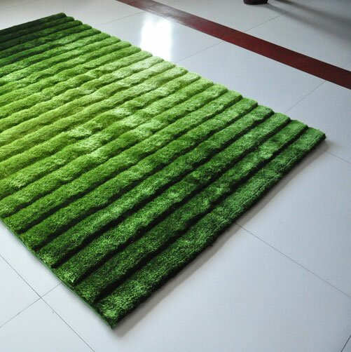 Green Area Rug by Rug Tycoon
