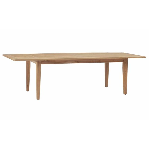 Farm Extendable Wooden Dining Table by Summer Classics