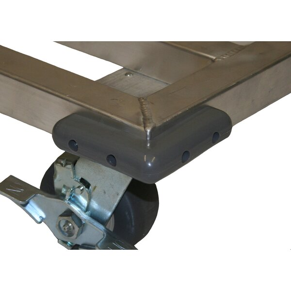 1 Optional Corner Bumper for Mobile Dunnage Racks by PVIFS