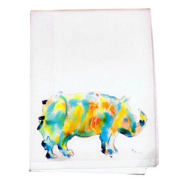 Rino Hand Towel by Betsy Drake Interiors