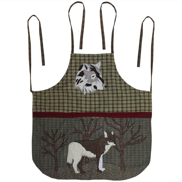 Call of The Wild Apron by Patch Magic