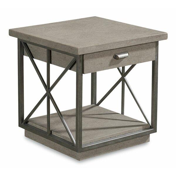 Kala End Table by Gracie Oaks