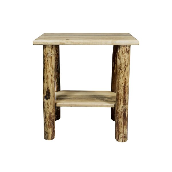 Rivas Chairside Table by Loon Peak