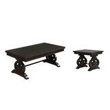 Albro 2 Piece Coffee Table Set by One Allium Way®
