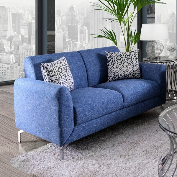 Lower Hazel Loveseat by Ivy Bronx