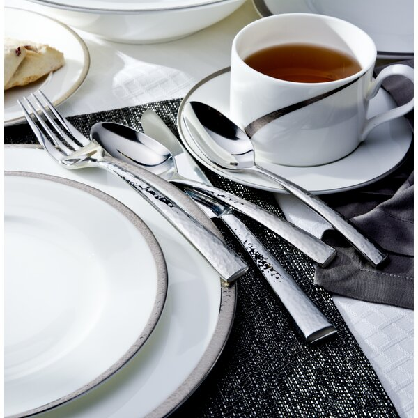 Cabria Bone China 5 Piece Place Setting Set, Service for 1 by Oneida