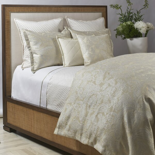 Arabesque 3 Piece Reversible Duvet Cover Set by The Art of Home from Ann Gish
