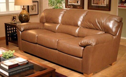 Cedar Heights Armchair by Omnia Leather Omnia Leather