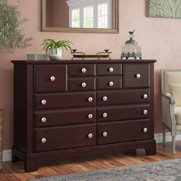 Cedar Drive 7 Drawer Dresser by Darby Home Co