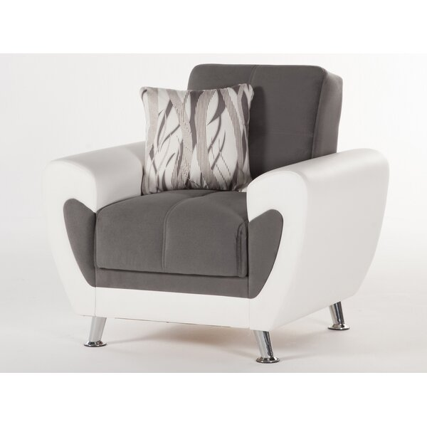 SkeltinCleveland Daryll Convertible Chair By 17 Stories