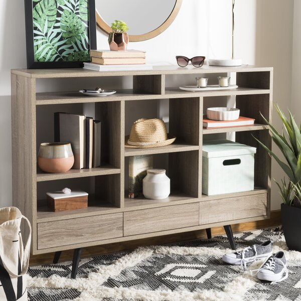 Cordele Unit Bookcase by Brayden Studio