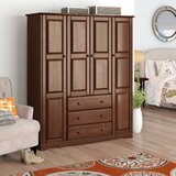 Solid Wood Armoires Wardrobes You Ll Love In 2019 Wayfair