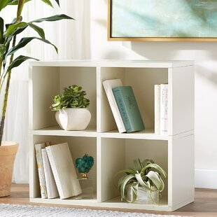 Skye Quad Cube Unit Bookcase Ebern Designs