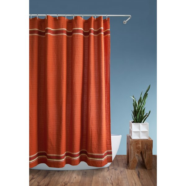 Rio Grande Cotton Shower Curtain by Homewear Linens