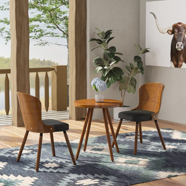 Lindauer 3 Piece Dining Set by Union Rustic
