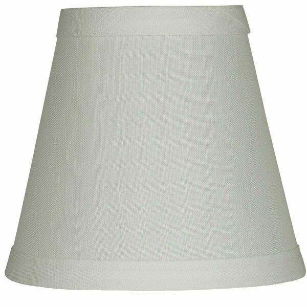 Hardback 5 Linen Empire Lamp Shade By Urbanest.