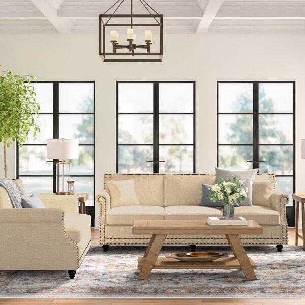 Cadwell 2 Piece Living Room Set by Three Posts Three Posts