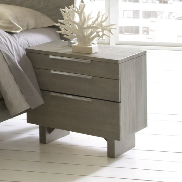 2 Drawer Nightstand by Minick Wood Products Minick Wood Products