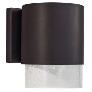 Order Bulter 1-Light Outdoor Wall Lantern By Latitude Run