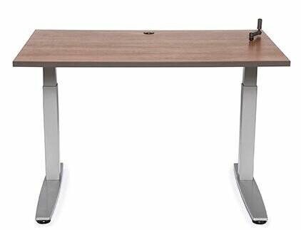 Equity Utility Height Adjustable Training Table by Populas Furniture