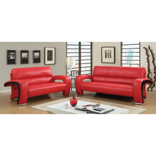 Obrian Configurable Living Room Set by Orren Ellis