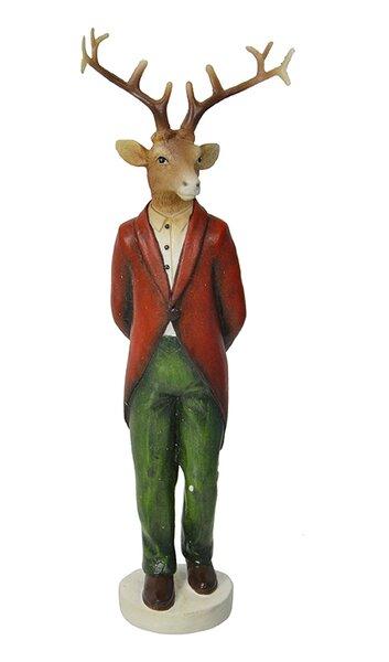 Sayegh Standing Deer Figurine by Loon Peak