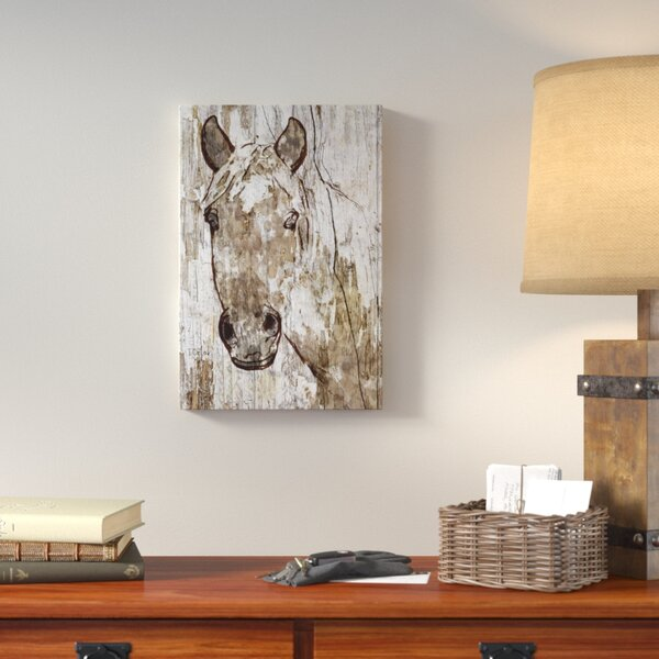 Lady Ann Painting Print on Wrapped Canvas by Loon Peak