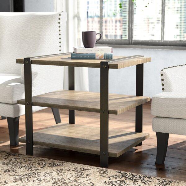 Northeast Jefferson End Table By Trent Austin Design
