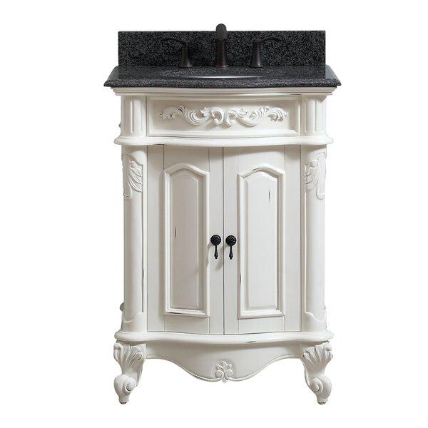 Dinger 25 Single Bathroom Vanity Set by Darby Home Co