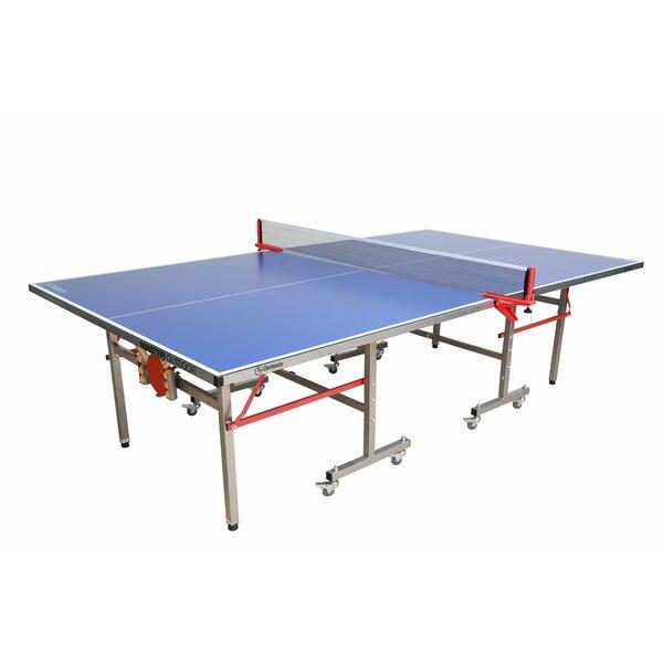 Master Folding Outdoor Table Tennis Table by Garlando