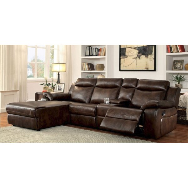 Looking for Artoria Reclining Sectional By Latitude Run Today Only Sale
