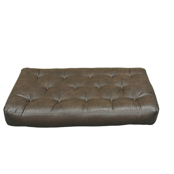 6 Cotton Chair Size Futon Mattress by Gold Bond