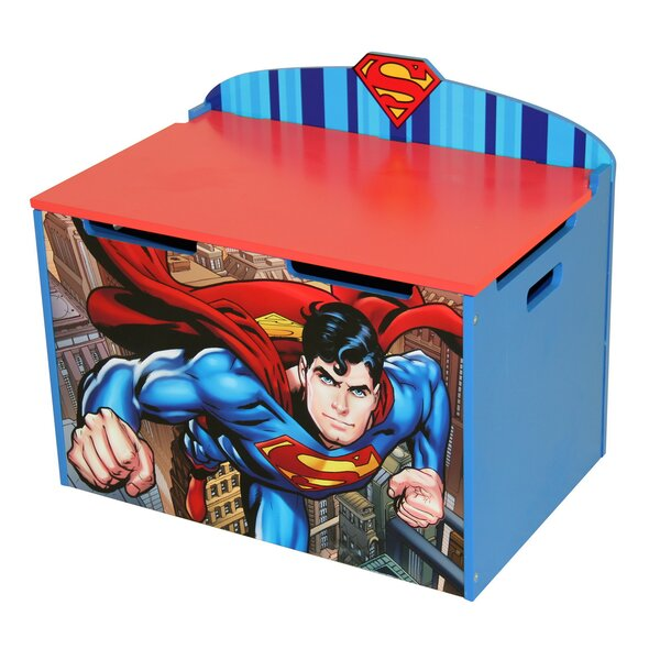Superman Toybox by Warner Brothers