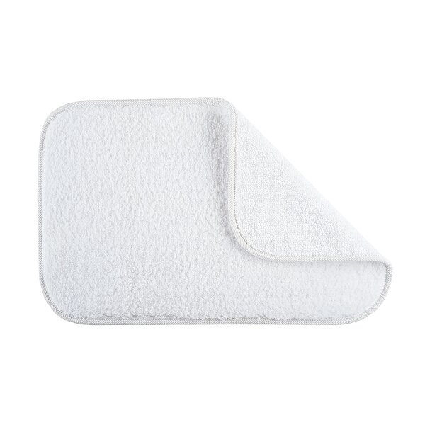 Josselyn 100% Cotton Reversible Bath Rug