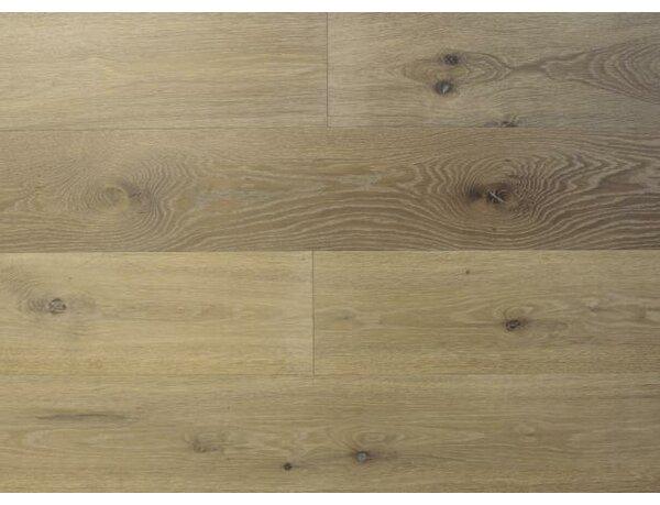 Florence 7.5 Engineered Oak Hardwood Flooring in Light Brown by Branton Flooring Collection