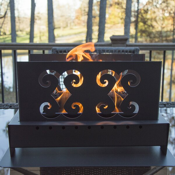 Tranquility Tabletop Fireplace by England's Stove Works
