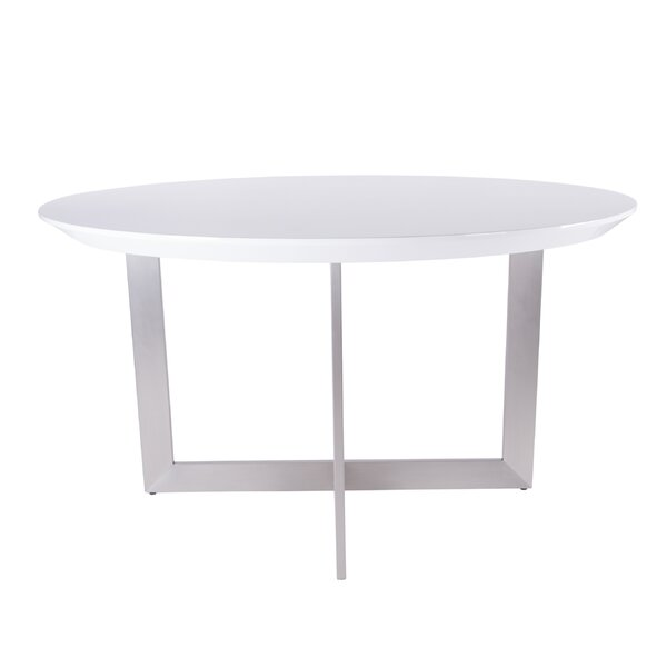 Atlas Dining Table By Orren Ellis