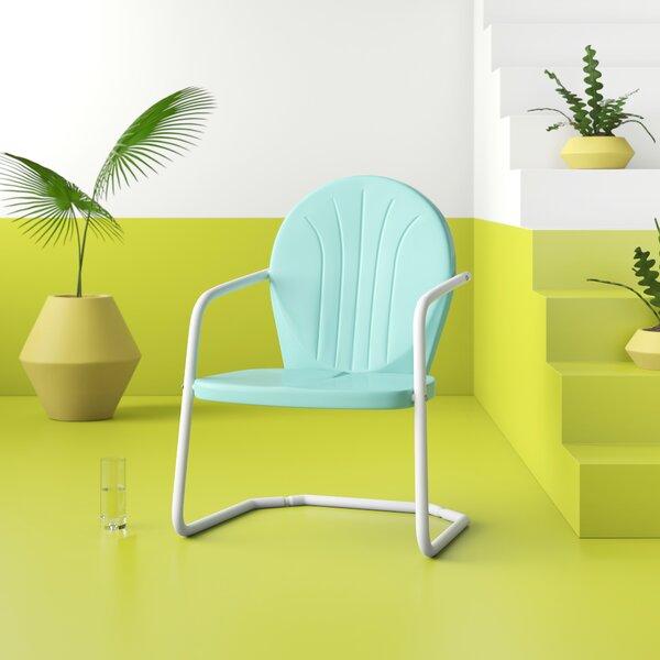 Chenoweth Retro Patio Chair by Hashtag Home