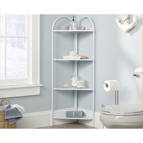 Somerhill Tower Corner Bookcase By Latitude Run