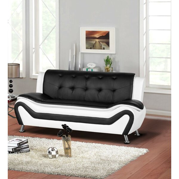 Bobo Living Room Sofa by Orren Ellis