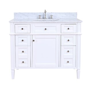 Compare Hailey 42 Single Bathroom Vanity Set By Kitchen Bath Collection