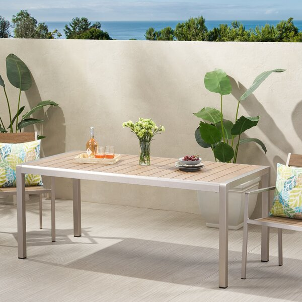 Royalston Manufactured Wood Dining Table by Brayden Studio