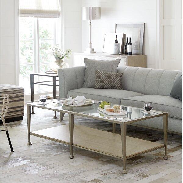 Santa Barbara Coffee Table With Storage By Bernhardt