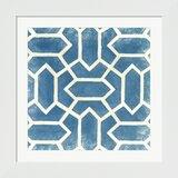 Framed Symmetry Wall Art Wayfair