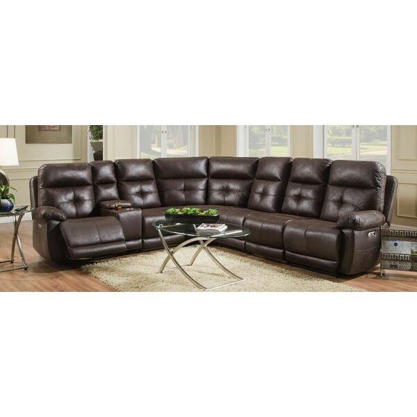 Kindred Recliner Sectional by Red Barrel Studio