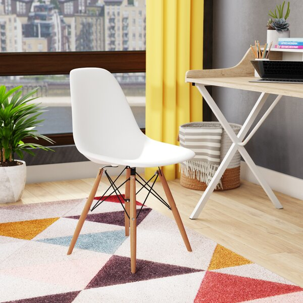 Wulff Mid-Century Office Chair by George Oliver