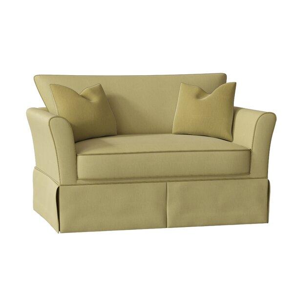 Shelby Chair and a Half by Wayfair Custom Upholstery��
